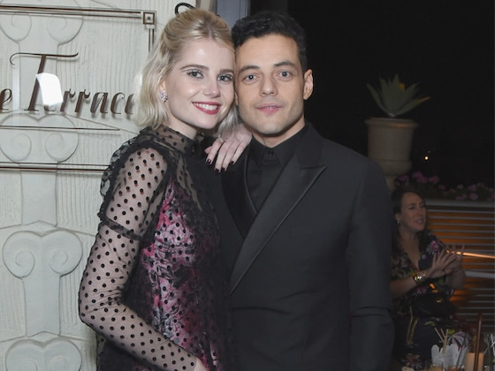 Inside Rami Malek's Incredibly Private Romance With <i>Bohemian Rhapsody</i> Costar Lucy Boynton