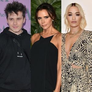 Brooklyn Beckham, Victoria Beckham, Rita Ora