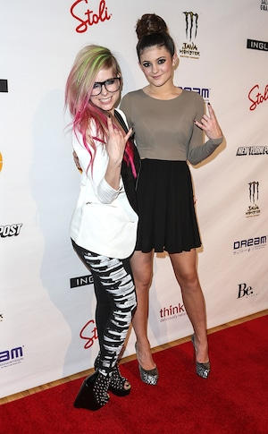 Avril Lavigne, Kylie Jenner, Abbey Dawn, celeb fashion lines
