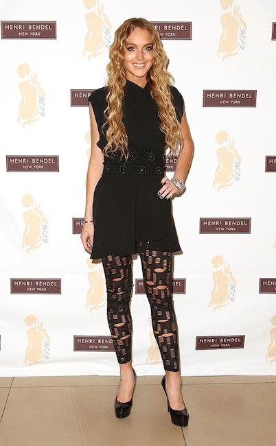 Lindsay Lohan, 6126, celeb fashion lines