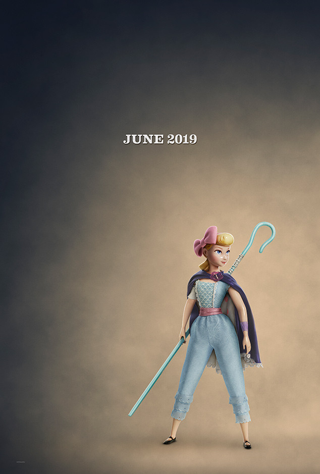 Bo Peep Is Back With A New Look In Toy Story 4 S Teaser E News