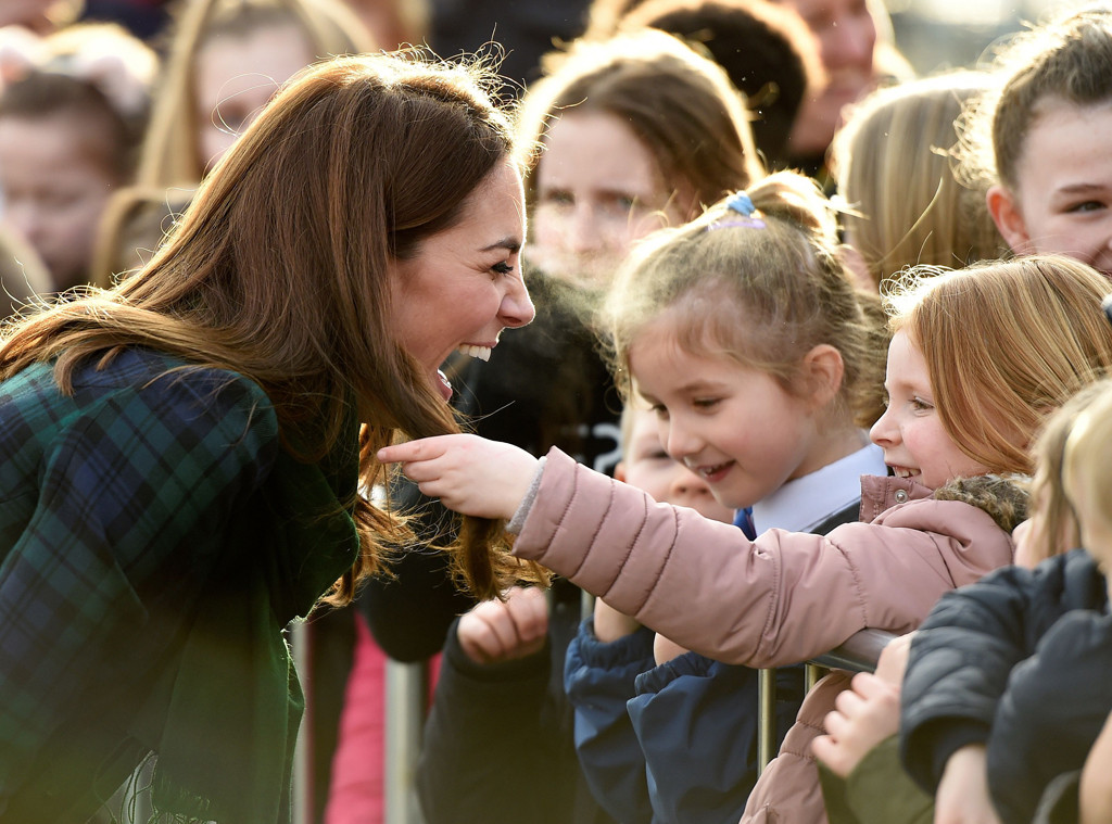 Kate Middleton, Scotland Visit
