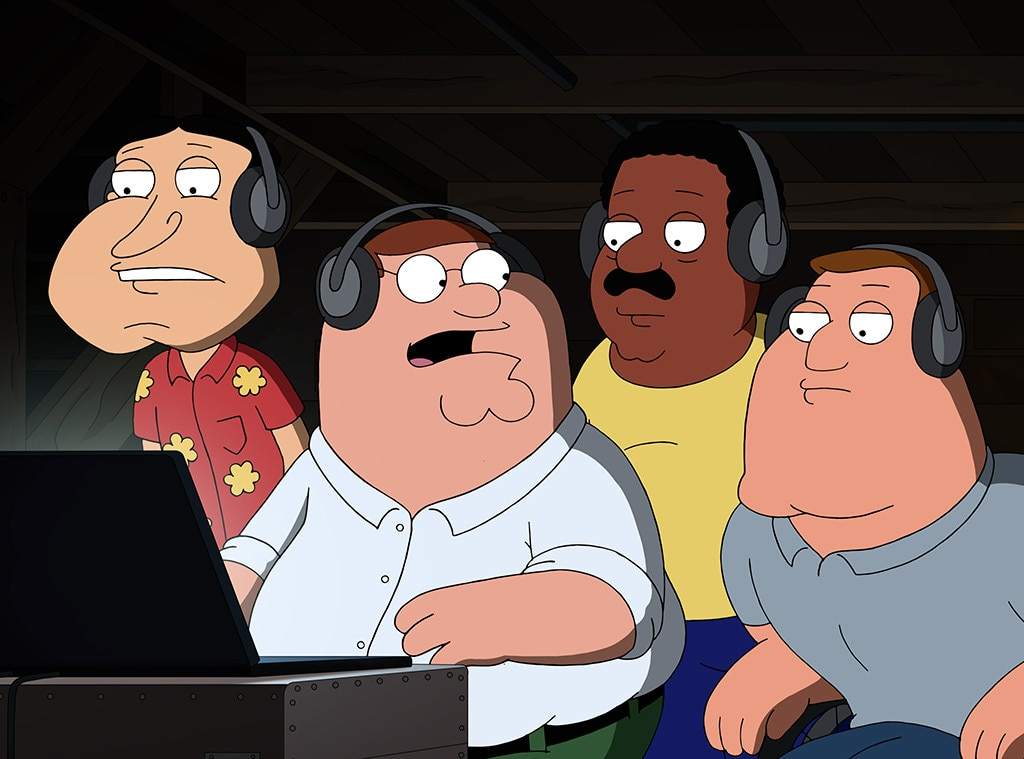 Family Guy  - Family Guy ,  American Dad  and  The Cleveland Show  also had episodes delayed due to deadly storms in 2011.