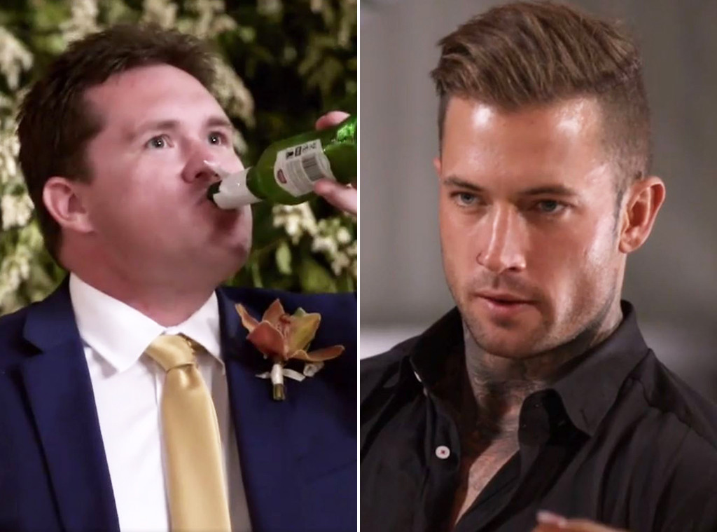 Broxy, Rhyce, Married At First Sight