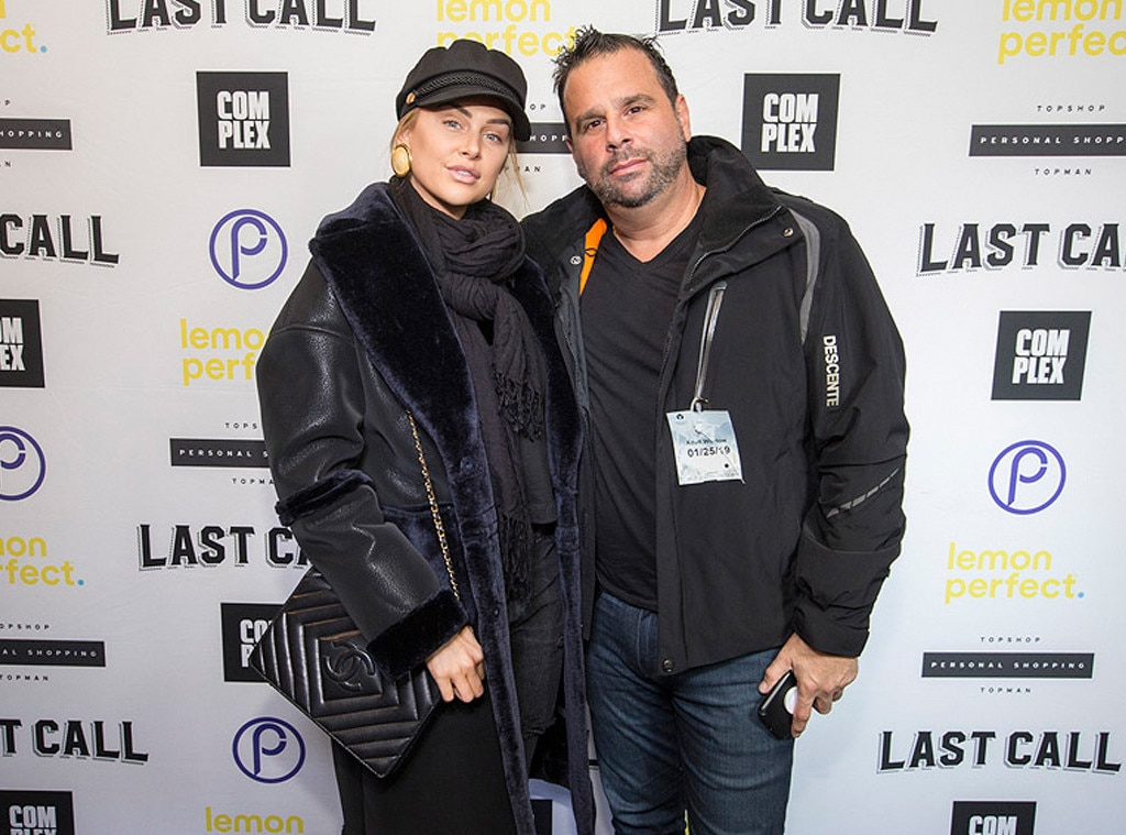 Lala Kent & Randall Emmett -  The Vanderpump Rules  star and her fiancéwear TopShop at The Last Call Music in Film Summitheld atPark City Live.