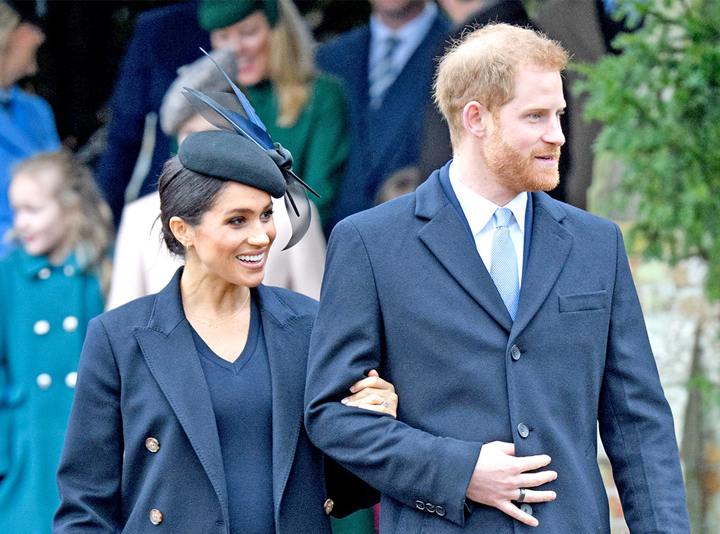 Meghan Markle, Prince Harry, Christmas