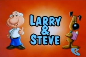 Larry & Steve, Family Guy