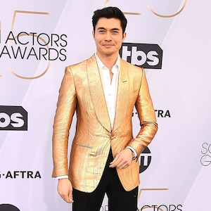 Henry Golding, 2019 SAG Awards