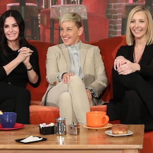 Friends Reunion, Lisa Kudrow, Courteney Cox, Ellen DeGeneres Show