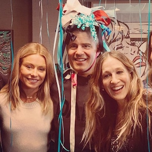 Andy Cohen, Sarah Jessica Parker, Kelly Ripa