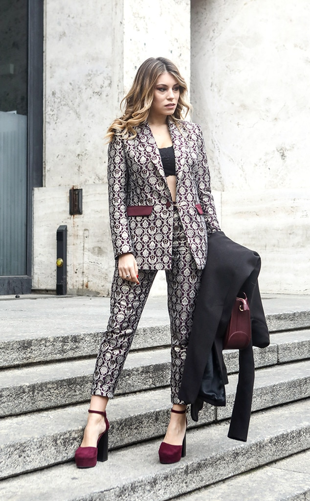 Fashion week, Street Style