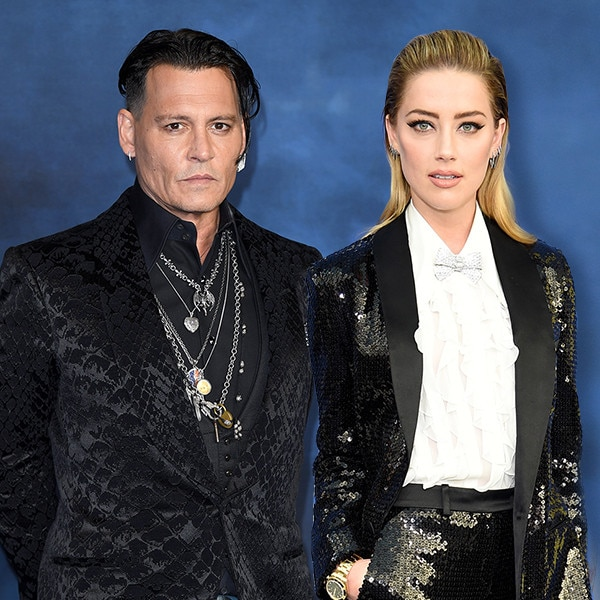 Johnny Depp Claims He Has Evidence to Disprove Amber Heard's Domestic Violence Allegations.