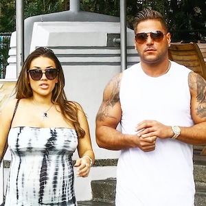 Jen Harley, Ronnie Ortiz-Magro