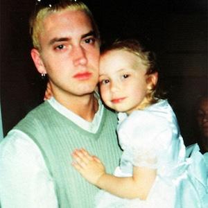 Hailie Mathers, Eminem