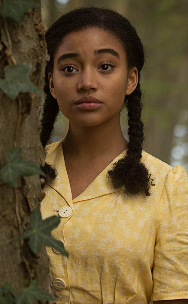 Amandla Stenberg, Where Hands Touch