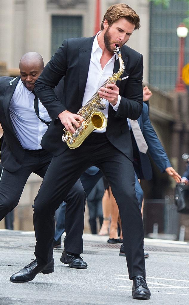 Liam Hemsworth, Isnt It Romantic?