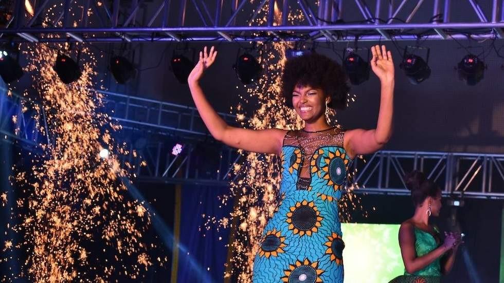 Dorcas Kasinde, Miss Africa