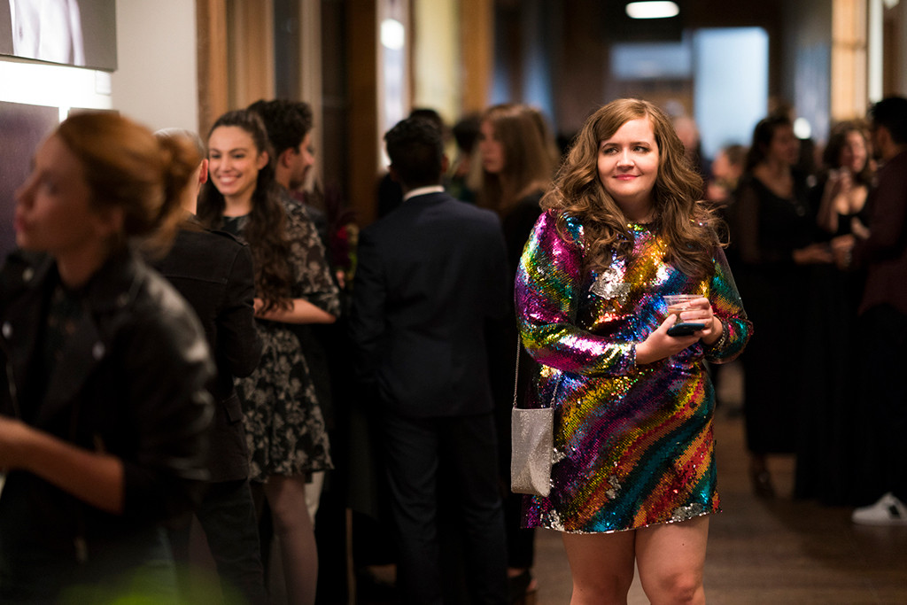 Most of Aidy Bryant's Shrill Costumes Had to Be Custom Made For the Dumbest Reason