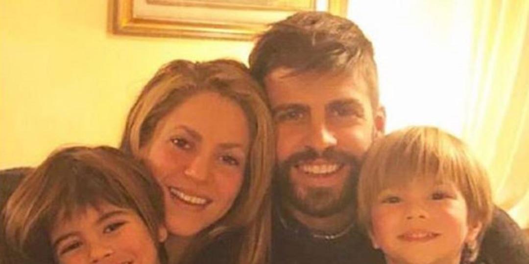 Shakira's Son Sasha Is Her Undeniable Mini-Me in Rare Photo - E! Online.jpg