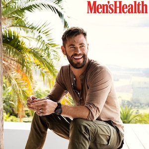 Chris Hemsworth, Men's Health