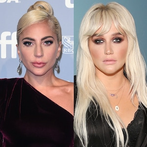 Lady Gaga, Kesha