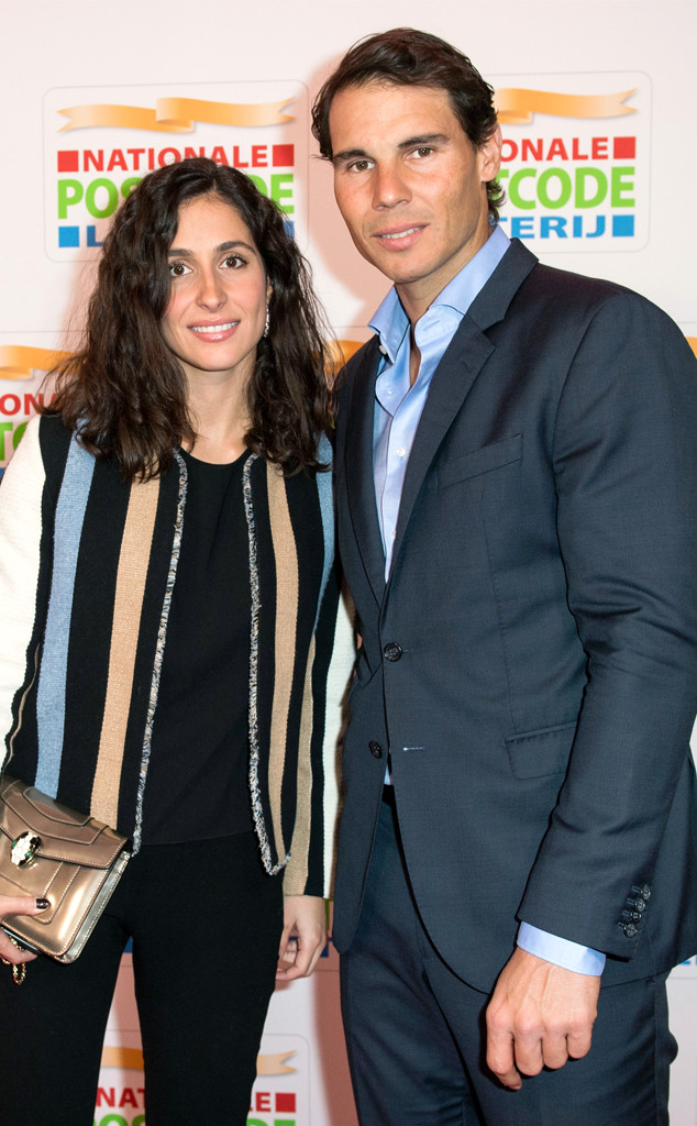 Tennis Star Rafael Nadal Is Engaged Report E Online