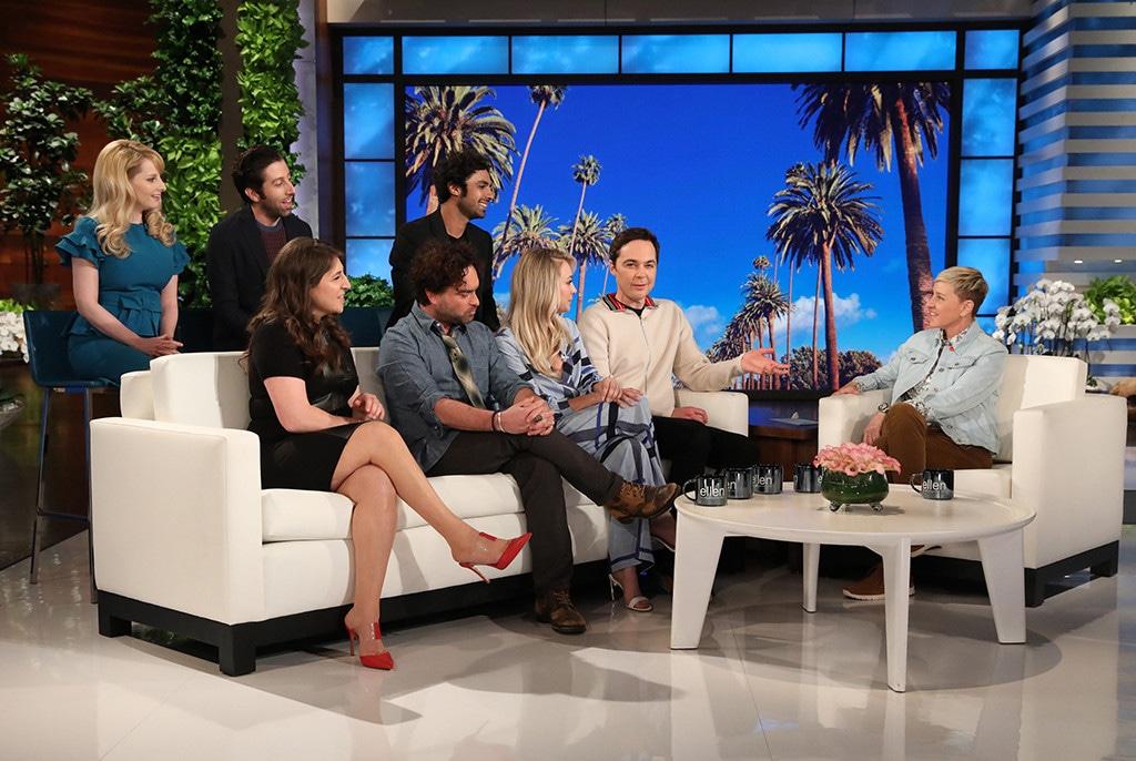 The Big Bang Theory, Ellen DeGeneres Show