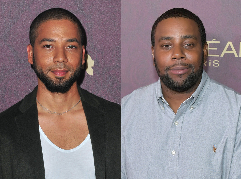 Jussie Smollett, Kenan Thompson