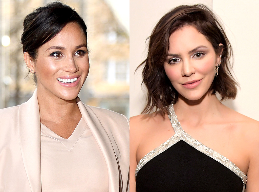 Katharine Mcphee Looks Back On Her School Days With Meghan Markle E Online Ca