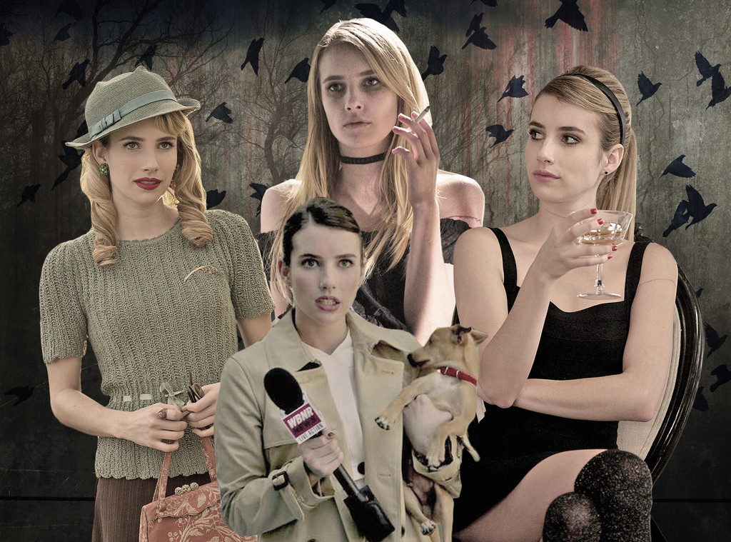 Witchy Woman! Vote for Birthday Girl Emma Roberts' Most Iconic American Horror Story Character
