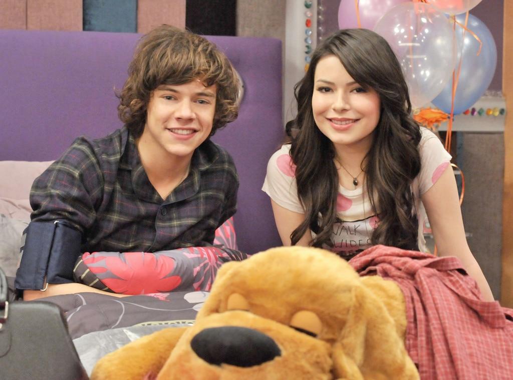 Is Miranda de dating Harry Styles