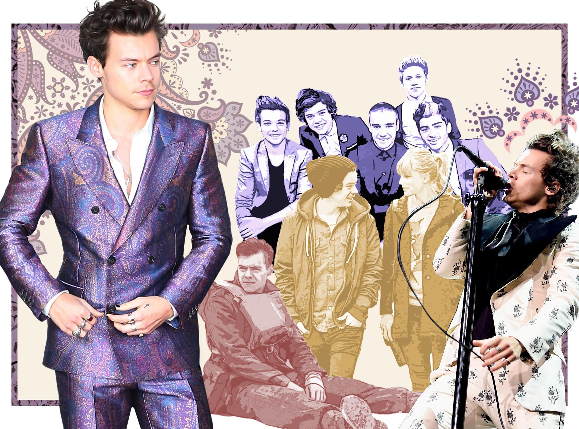 Harry Styles, 25th Birthday