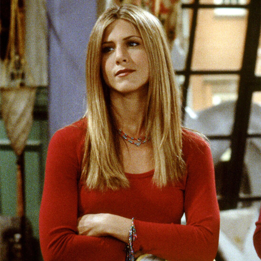 You'll Never Be Able to Watch Friends Again Without Noticing Jennifer Aniston's Vocal Habit - E! NEWS