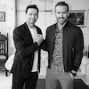 Ryan Reynolds, Hugh Jackman