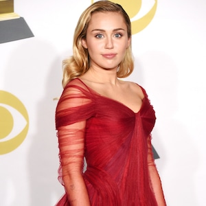 Miley Cyrus, 2018 Grammy Awards