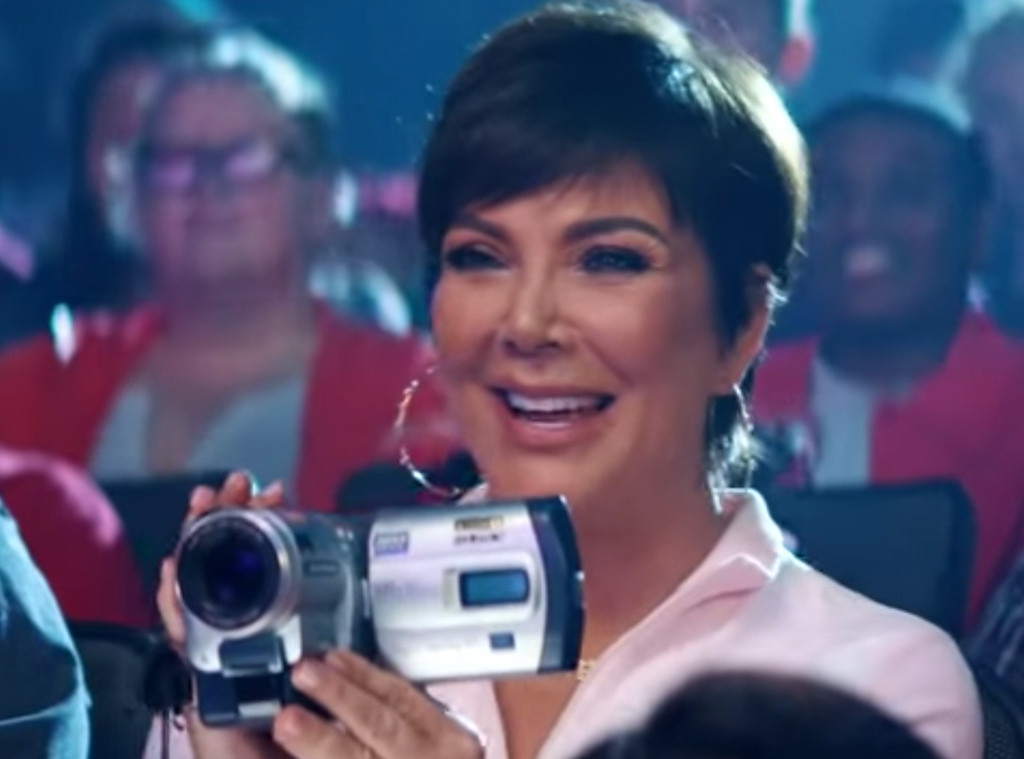 Kris Jenner, Thank U, Next
