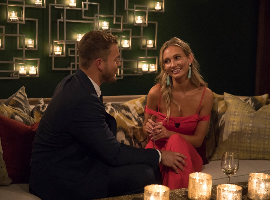 Bachelor contestant fakes Australian accent to 'stand out'