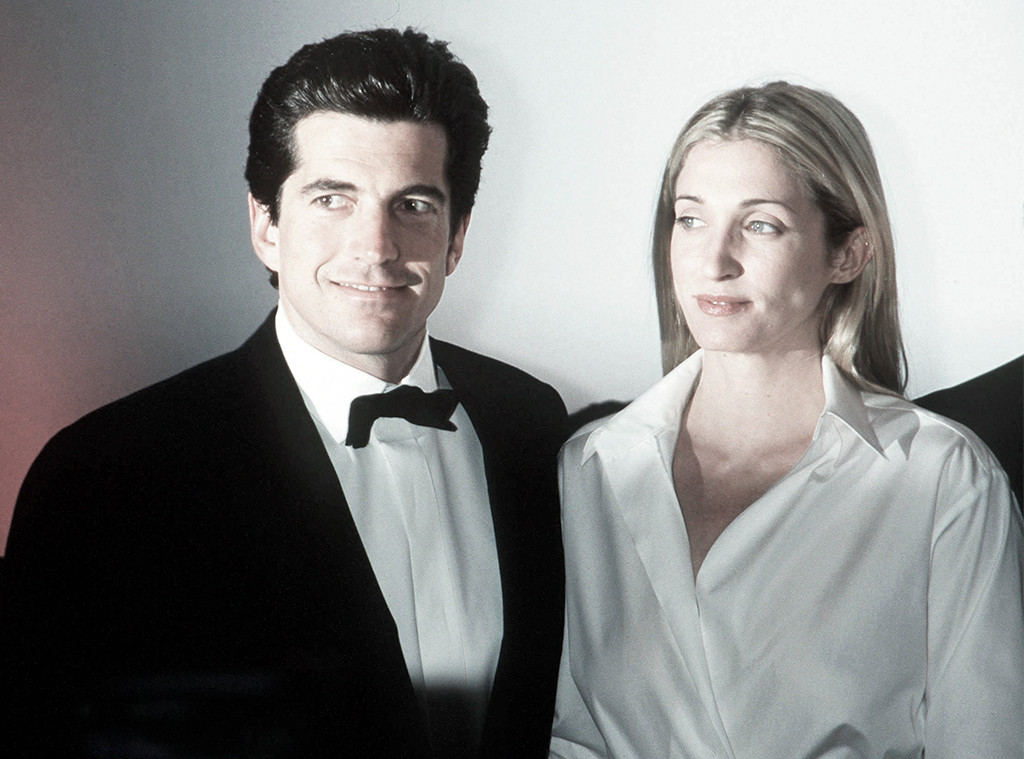 John Kennedy Jr, Carolyn Bessette