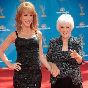 Kathy Griffin, Maggie Griffin
