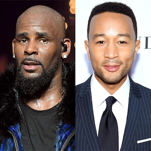 John Legend, R. Kelly