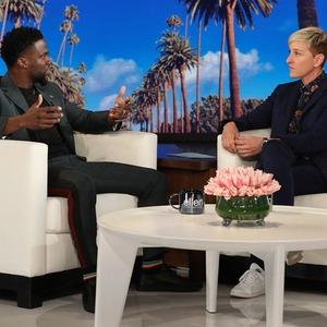 Kevin Hart, Ellen DeGeneres