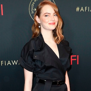 Emma Stone, AFI Awards Luncheon