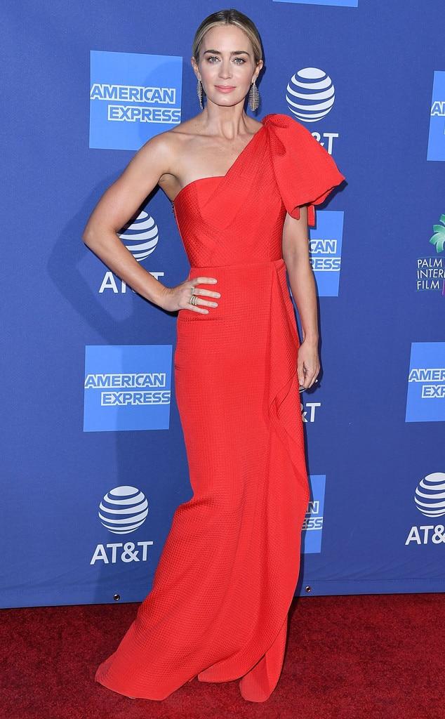 Emily Blunt, 30th Annual Palm Springs International Film Festival