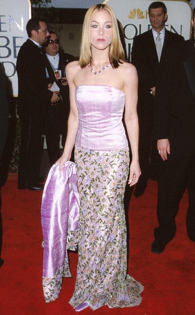 Christina Applegate, 1999 Golden Globe Awards