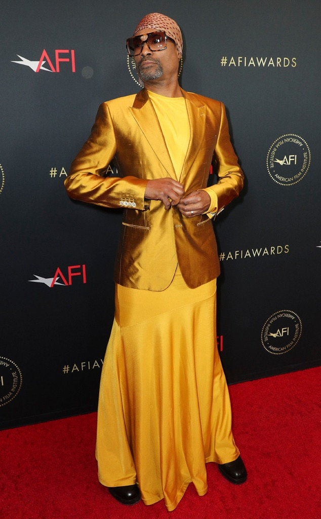 Billy Porter, AFI Awards Luncheon