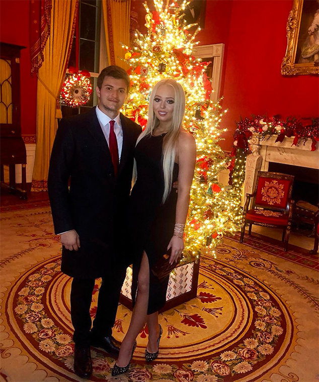 Tiffany Trump, Michael Boulos, Instagram