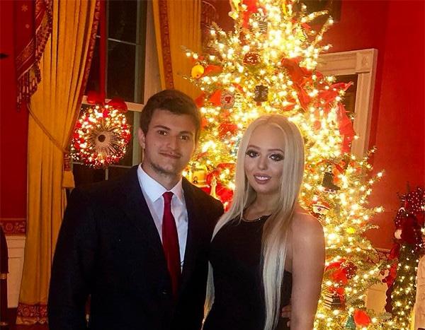 Tiffany Trump And Boyfriend Michael Boulos Are Instagram