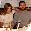 Scott Disick and Sofia Richie Show Sweet PDA in Las Vegas