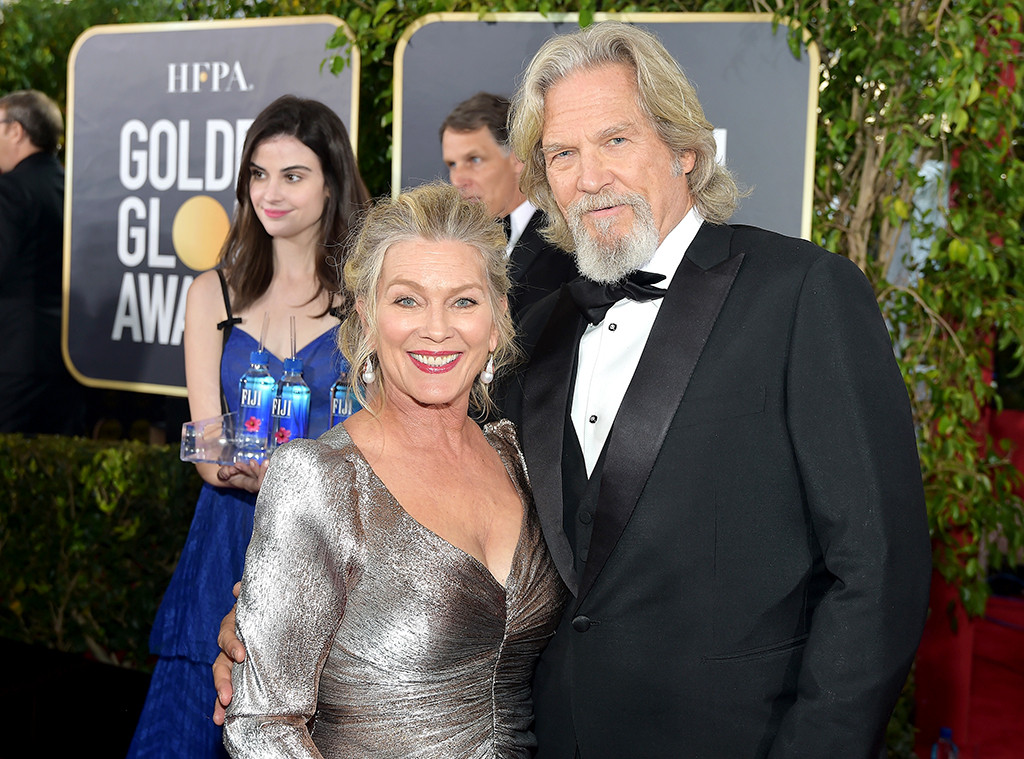 Susan Geston, Jeff Bridges, Fiji Water