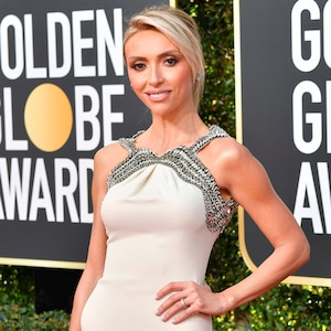 Giuliana Rancic, 2019 Golden Globes, Golden Globe Awards, Red Carpet Fashions